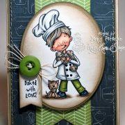 Baking Lucas - Jenny