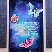 Butterfly Dreams - Delphine