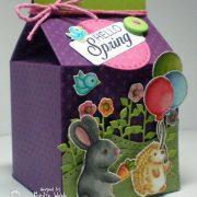 Hello spring bunny - Marilyn