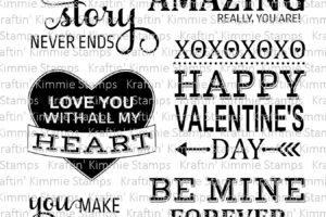 Love Story Sentiments resized