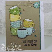 One Cup - Lee Ann
