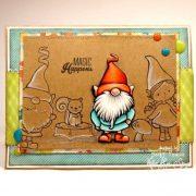 Whimsical Gnomes - Becky
