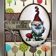 Whimsical Gnomes Boy - Jenny