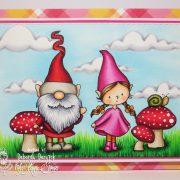 Whimsical Gnomes - Deborah