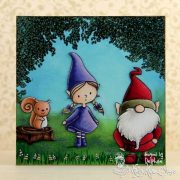 Whimsical Gnomes - Delphine