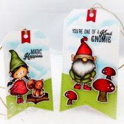 Whimsical Gnomes - Martha tags