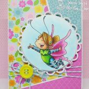 Flying Fairy - Deborah