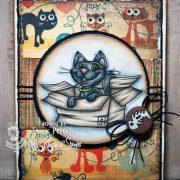 Furry Surprise Cat - Jenny
