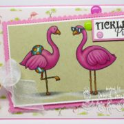 Fancy Flamingos - Deborah2