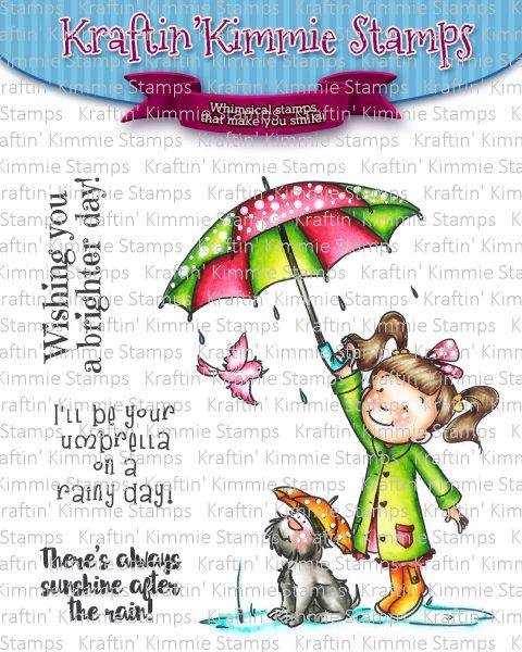 Rainy Day Lulu coloured