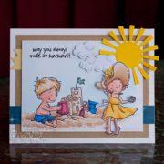 Sunsational Lucas - Lisa