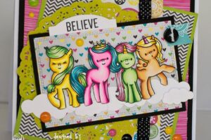 Unicorn Rainbow - Larisa
