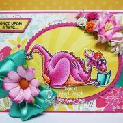 Book Dragon - Deborah
