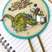 Book Dragon - Martha