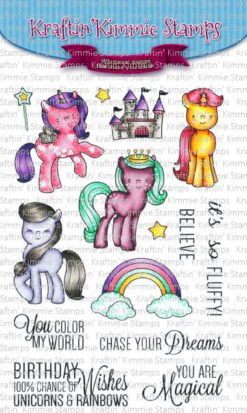 Unicorns and Rainbows resized watermarked
