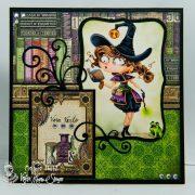 Witch Willa - Melanie