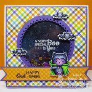 Happy Owloween - Deborah