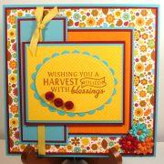 Harvest Blessings - Diana
