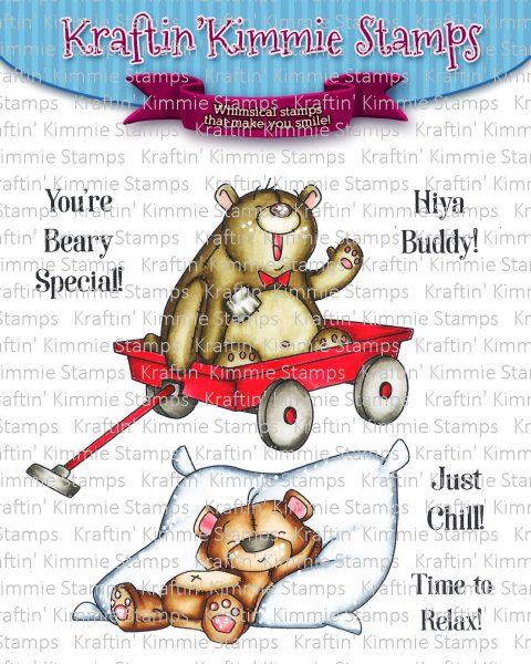 Buddy Bears coloured