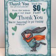 Sincere Thanks - Danielle