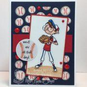 Baseball Boy - Danielle