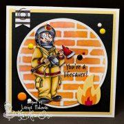 Firefighter - Larisa