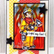 Firefighter - Martha