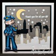 Police Man - Larisa