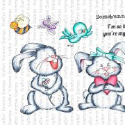 Hoppy Friends coloured watermarked
