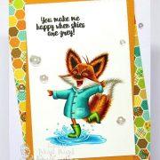 Puddle Pals Fox - Deborah