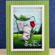 Puddle Pals Mouse - Delphine
