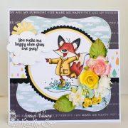 Puddle Pals Fox - Larisa