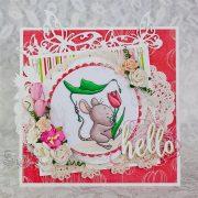 Puddle Pals Mouse - Lisa