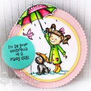 Rainy Day Lulu - Martha
